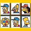 Piastrelle di The Simpsons gioco