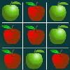 Tic Tac Toe Apple game