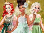Tiana Spring Green Wedding game