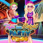 Enge und helle Party Spiel