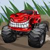 Monstruo viaje de juguete juego