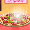 Paradajková Pizza hra