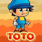 Toto kaland játék