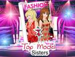 Hermanas Top Model juego