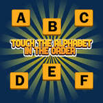 Touch The Alphabet In The Oder game
