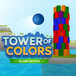 Tower of Colors Island Edition game