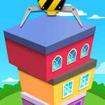 игра Здание башни