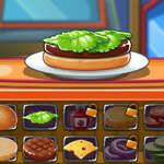 Топ бургер готвене игра