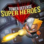 игра Башня обороны супер героев