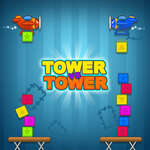 Tower vs Tower game