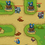 Tower Defense 2D game