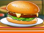 Top Burger hra