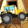 Tractor Racer con puntuación juego