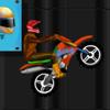Trial-Biker Spiel