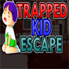 Gevangen Kid Escape spel