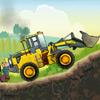 Tractores poder aventura juego