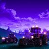 Campeonato de carreras de tractores juego