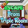 Triple Room Escape game