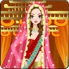 Traditional Indian Wedding Dress Up game