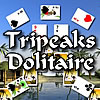 игра Tripeaks пасьянс