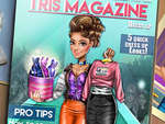 Tris Fashion Cover Dress Up game