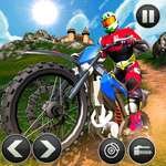 Tricky bike stunt Bike Game 2020
