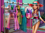 Tris Beachwear Dolly Dress Up H5 game