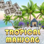 Tropical Mahjong joc