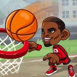 Trick Hoops game