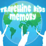 Travelling Kids Memory game