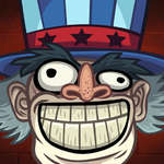 TrollFace Quest USA 1 game