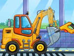 Truck Factory For Kids game