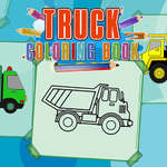 Truck Coloring Book game