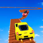 Tricky Impossible Tracks Auto Stunt Racing Spiel