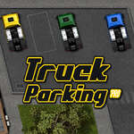 игра Парковка для грузовиков