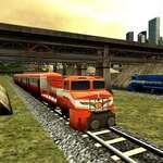 Simulator de tren 2020 joc