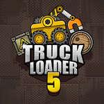 Vrachtwagenlader 5 spel