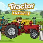 Доставка на трактор игра