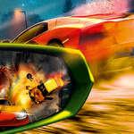 Автомобилни състезания игра