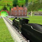 Trein simulator spel