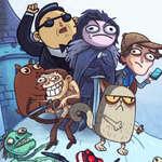 Troll Face Quest videó mémek és TV-műsorok 1. rész játék
