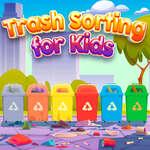Trash Sorting for Kids game