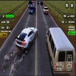 игра Зона движения Автомобильный гонщик