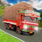 Juego de carga de conductor de camión