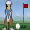 Turbo Golf spel