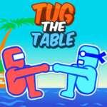 Remorquez la table jeu