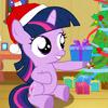 Twilight Sparkle karácsony játék