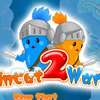 Twin Cat Warriorn 2 juego