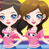 Twin Sisters Makeover game