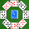 Two Rings Solitaire game